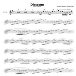 Discosun_sheet_music_sax_alto