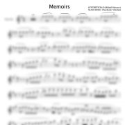 memoirs_sheet_music_slava_gold
