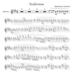 notes for saxophone, flute