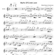 Syntheticsax - Myths Of Greek Love alto