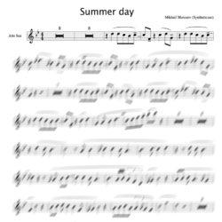 Score_summer_day