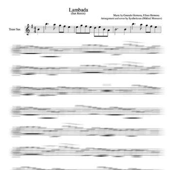 Lambada_sax_tenor