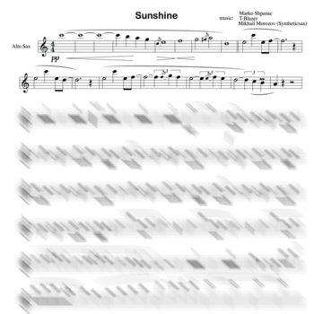 скачать минуса для саксофона sunshine preview 1