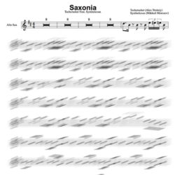 Saxonia_sheet_music_sax_Alto