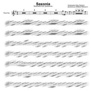 Saxonia sax tenor backing tracks
