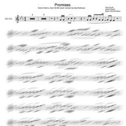 Sax_alto_Calvin_Harris_Promises