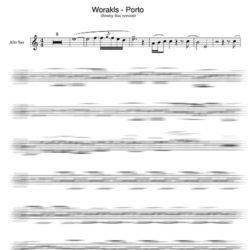 Jimmy Sax - Porto sax alto