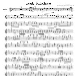 lonely_saxophone